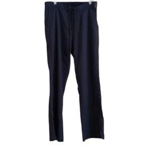 Purple Label scrub pants size medium charcoal